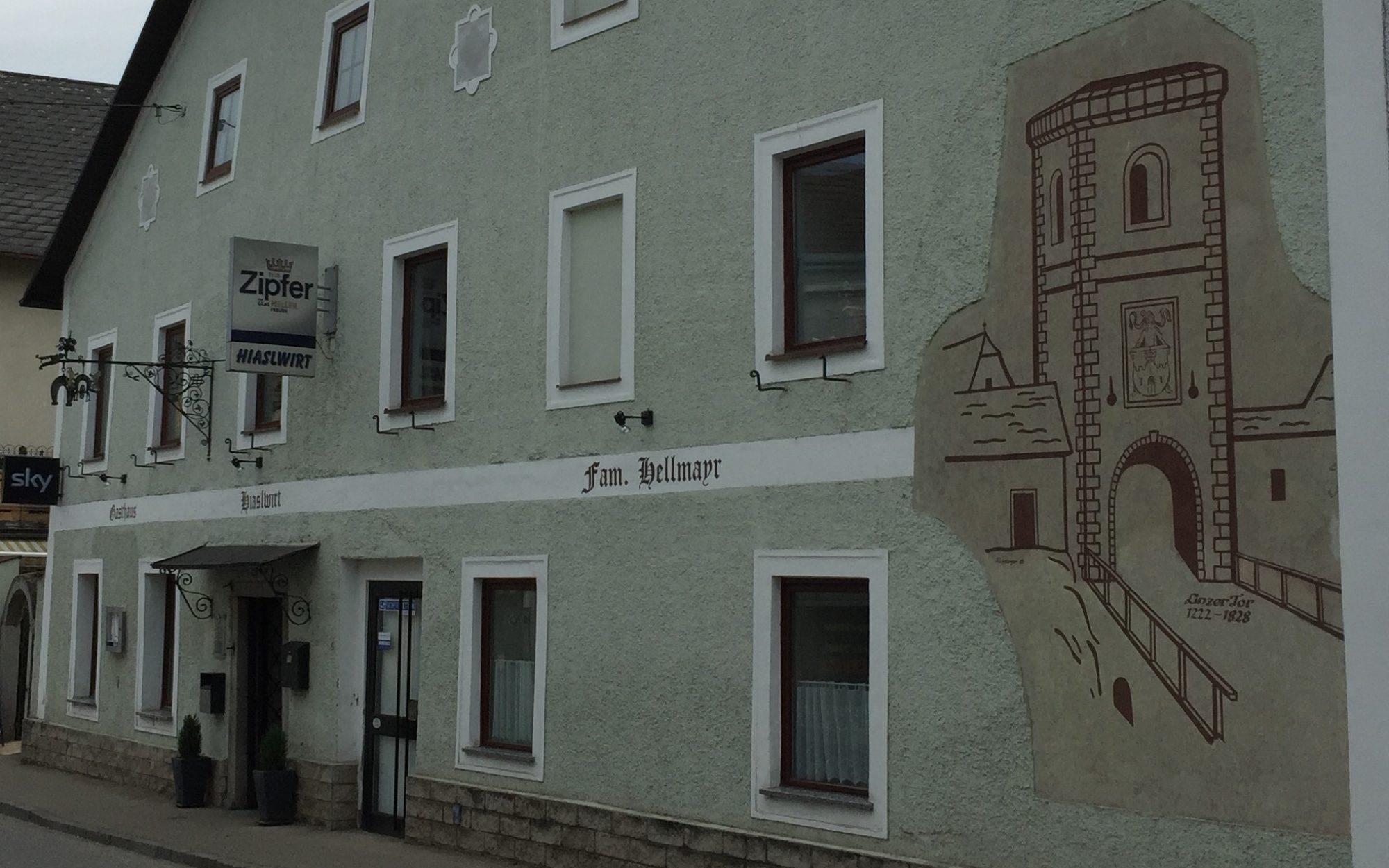 "Gasthaus ""Hiaslwirt """